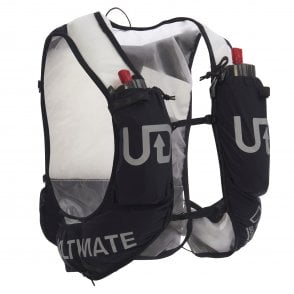 e8eb5005b3 Halo Vest Mens Running Hydration & Backpack with 10L Storage Black Men. Ultimate  Direction ...