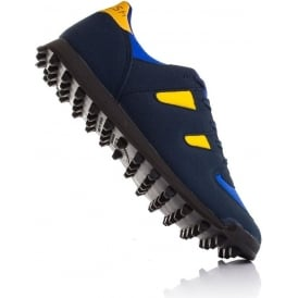 PB Elite Fell Running Shoes 'Trainer' Blue/Yellow